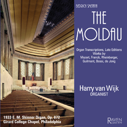Harry van Wijk, The Moldau