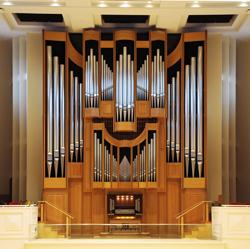 Fisk organ, Auer Hall, Jacobs School of Music, Indiana University