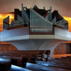 Ruffatti organ, Cathedral of St. Mary of the Assumption, San Francisco