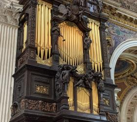 St. Paul's Cathedral organ, London, UK